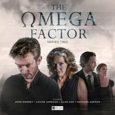 The Omega Factor: Series 2 by Louise Jameson, Phil Mulryne, Matt Fitton...