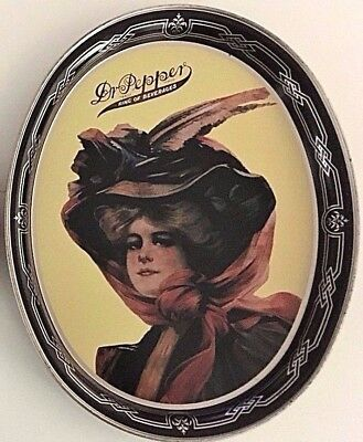 Vintage  DR. PEPPER  tray