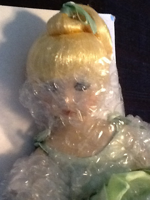 Marie Osmond Doll Tinker Bell Hand signed by original TB, Margaret Kerry