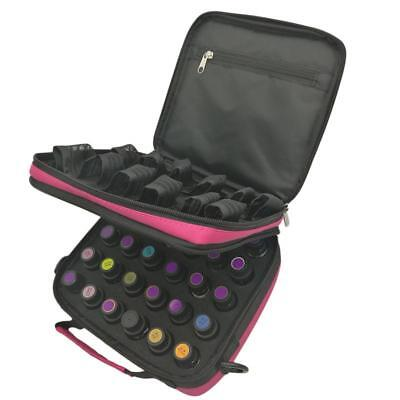 20/42 Bottle Aroma Essential Oil Storage Case Travel Portable Carrying Bag LG
