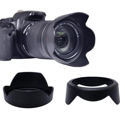 Digital Camera Lens Hood Flower Type Shade Len Hoods For Nikon Canon B