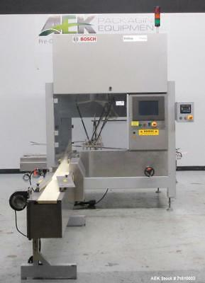 Used- Doboy Presto Robotic Top Load Carton Packer. Machine is capable of speeds