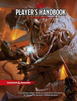 Dungeons & Dragons Player's Handbook (Dungeons & Dragons Core R... 9780786965601