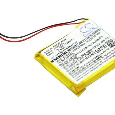Replacement Battery For LUVION Platinum 2