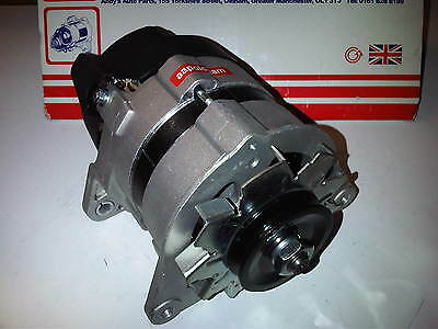 Qa0248 Bedford Rover Ford Land Rover New L/H Lucas Acr Type 36Amp Alternator
