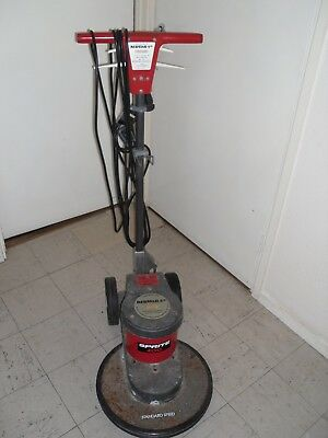 Kerstar Sprite 400 Industrial Floor Cleaner Scrubber - Full Working Order