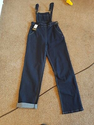 Collectif Pippa Dungarees Size 12! BNWTS!!!