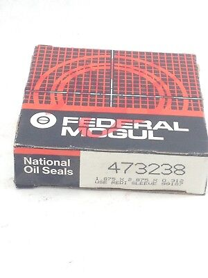 Federal Mogul National 473238 Oil Seal (A832)