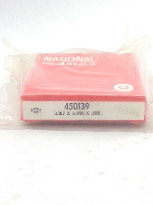 Federal Mogul National 450139 Oil Seal 2.187X2.996X0.500 (A833)