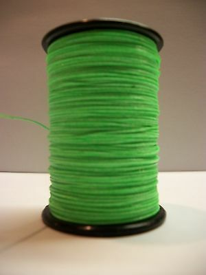 Flo Fluorescent Green BCY 3d Archery Bow String Serving Bowstring