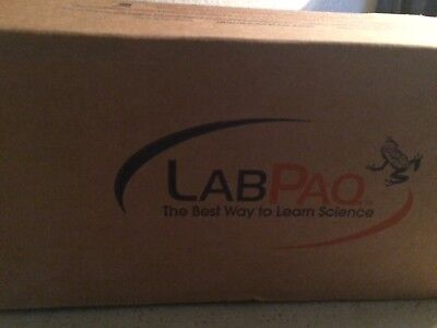OWL Hands On LabPaq Microbiology Lab Kit LP-2222-MB-03 bundled with a microscope