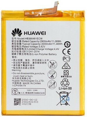 For Huawei P8 Lite 2017 Battery Genuine Replacement 3000mAh HB366481ECW New