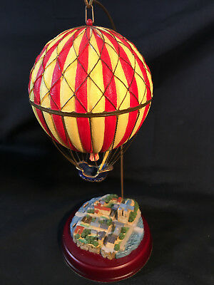 """Skybound by Harbour Lights """"Memories of Paris"""" *Retired* Hot Air Balloon"""