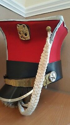 French ( Repro)  Napoleonic Helmet, Prop from Sharpe.