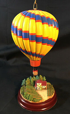 """Skybound by Harbour Lights """"Champagne Flight"""" *Retired* Hot Air Balloon"""