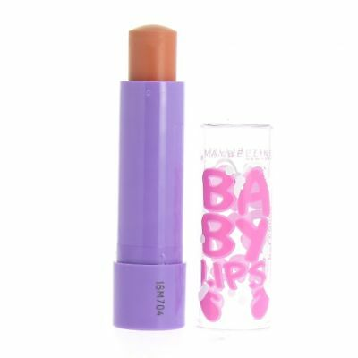 Baume à Lèvres Baby Lips Winter Gemey Maybelline - Hot Cocoa - Neuf