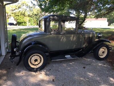 1931 Ford Model A coupe Ford Model A