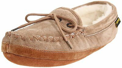 Old Friend Womens Soft Sole Moccasin, Chestnut, 7 M US