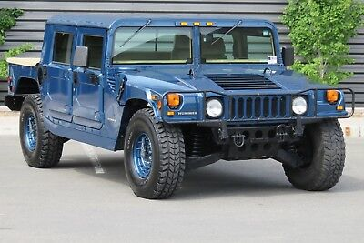 1994 Hummer H1  1994 AM General Hummer H1, One Owner, 7,416 miles, rare color
