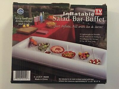 Inflatable Salad Bar Buffet - New in Box