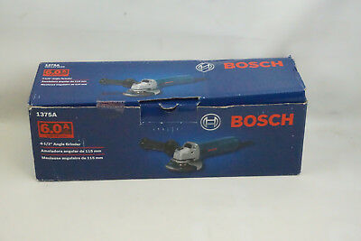 Bosch 1375A 6 Amp Corded 4-1/2 in. Small Angle Grinder