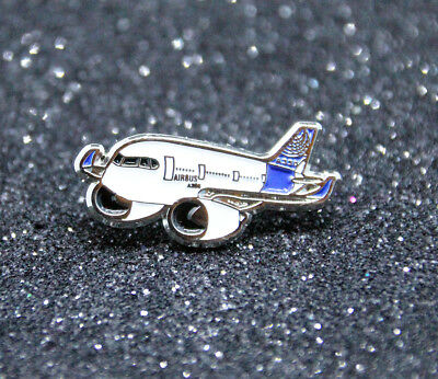 Pin CHUBBY Airbus A350 1 inch 25mm metal Pin for Pilots Crew cute 350 pudgy