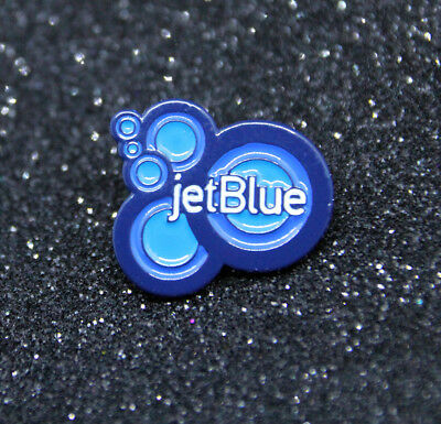 Pin JETBLUE metal pin for pilot crew ground staff