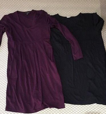 maternity breastfeeding Tops And Dress. Sizes 10-12 Total Of 10 Items