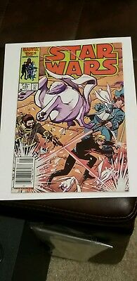 Star Wars #105 (Marvel) VFNM HIGH GRADE 9.0     LOW PRINT🔥LATE 🔥LATER ISSUE🔥