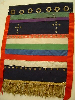 Sioux Apron Front Or Breach Cloth