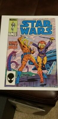 Star Wars #102 (1986) Vfnm High Grade Low Print Late Later Issue I Combine Ship