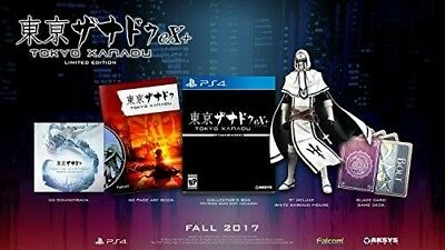 Tokyo Xanadu eX+ - Limited Edition for PlayStation 4 [New PS4] Ltd Ed