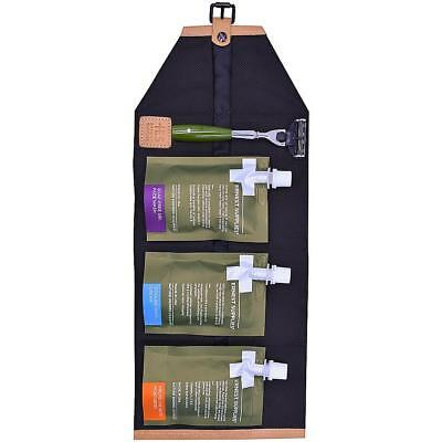 NEW Roll up Travel kit with Razor Christmas Gift Accessories from Henry Bucks