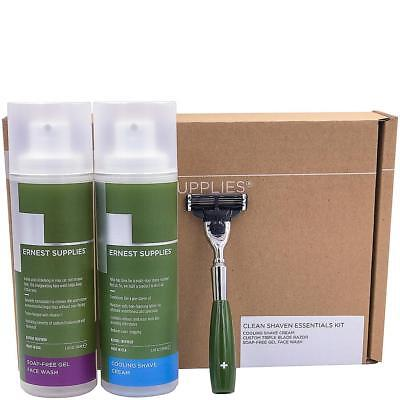 NEW Clean Shaven Essentials Kit Christmas Gift Accessories from Henry Bucks