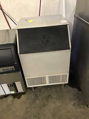 Excellent Ice-O-Matic EUC200FAPB2 Undercounter Cube Ice Maker