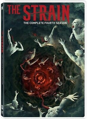 The Strain: The Complete Fourth Season [New DVD] 3 Pack, Ac-3/Dolby Digital, D