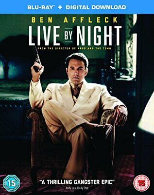 Live By Night [Blu-ray + Digital Download] [2017] - DVD  EGVG The Cheap Fast