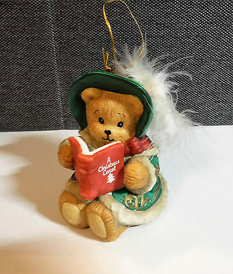 Chapeau Noelle ~ BETH ~ Figurine by Lucy Rigg Limited Edition Ornament