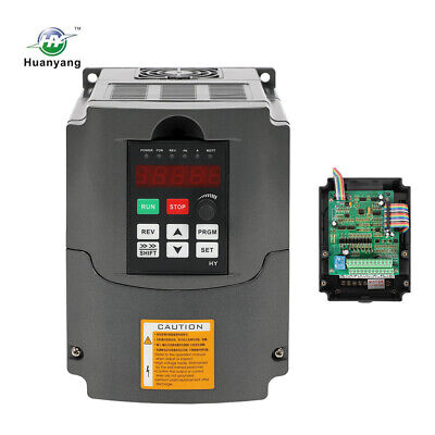220V Variable Frequency Drive Inverter Vfd 2.2Kw 3Hp 10A 1/3Ph Input 3Ph Output
