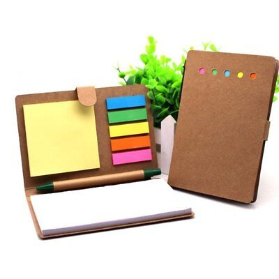 Multi-function Steno Notepads Notebooks Sticky Notes Pad Sticky Memo with 2 2