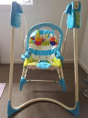 Fisher Price Baby swing 'n rocker