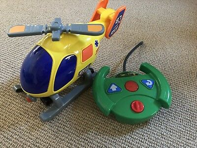 Remote Control Helicopter, Kids, Does Not Fly