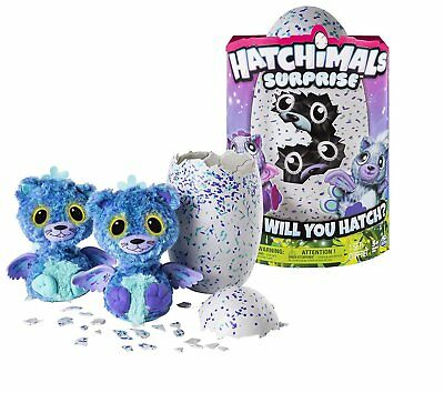 Spin Master 6037096 - Hatchimals Surprise - Peacats - Zwillinge- Neu