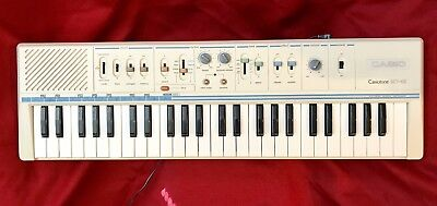 Vintage Casio Casiotone MT-45 Electronic Keyboard Piano