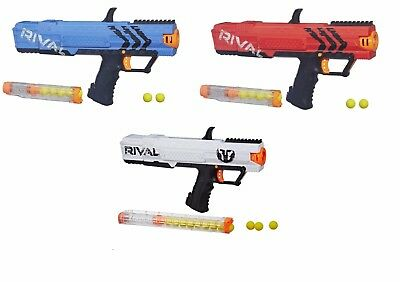 NERF Rival Apollo XV-700 Red Blue Phantom Corps