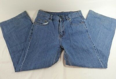 Size 14 Regular Faded Glory Kids Light Blue Denim Jeans