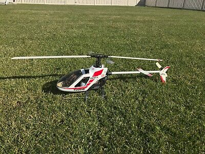Kyosho Helicopter Concept 30 Dx