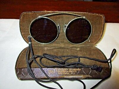 Antique Pinch Action Sun Glasses