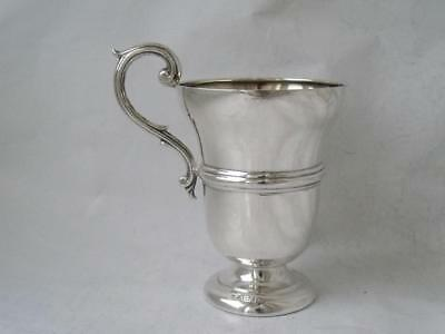 Solid Sterling Silver Cup/ Mug 1922/ H 8.6 cm/ 51 g