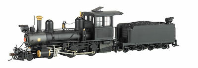 Bachmann Spectrum DCC On30 4-4-0 Outside Frame Steam Locomotive Engine & Tender